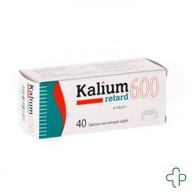 Kalium Retard 600...