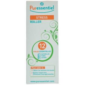 Puressentiel Stress Roller 12 Huile Essentielle          5ml