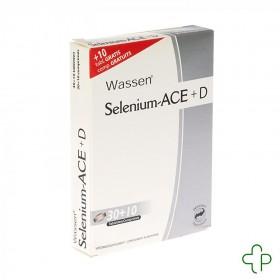 Selenium-ace+d         Comprimés 30+10 Promo