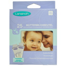Lansinoh Sac Conservation Lait Maternel   25 99204