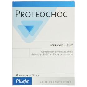 Proteochoc            Caps 12x731mg