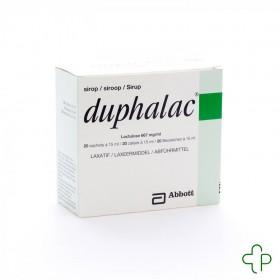 Duphalac Sach 20 X 15 ml
