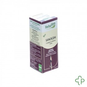 Herbalgem Sanogem Complex Defense Forte 15ml