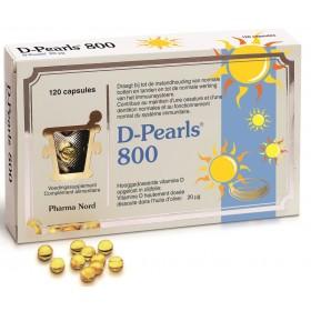 D-pearls 800 Capsules 120