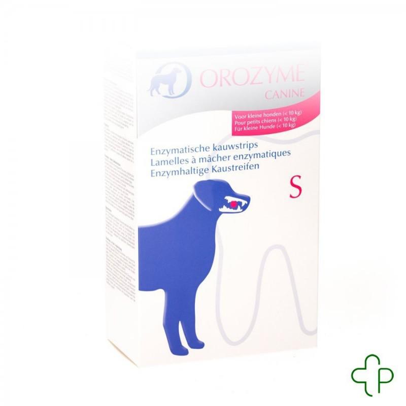 Orozyme Canine S Lamelle Enzym.chien    10kg 224g