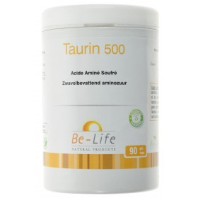 Taurin 500 Be Life                         Gel  90