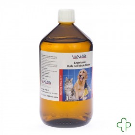 Huile Foie Morue Liquide                  1l 21489