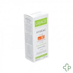 Uriage Hyseac Fluide Sol Ip30 P Mixte-pg Tube 50ml