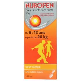 Nurofen Enfant Orange 4%...