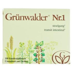 Grunwalder N1 Comprimés Aux...