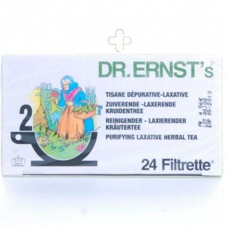 Ernst Tisane Nr2 Depurative-laxative