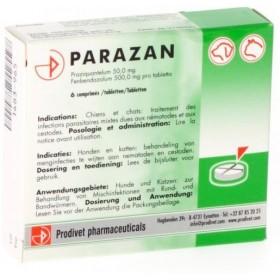 Parazan Comprimés   6