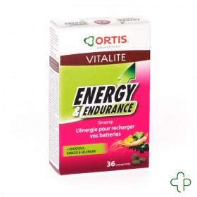 Ortis Energy&endurance...