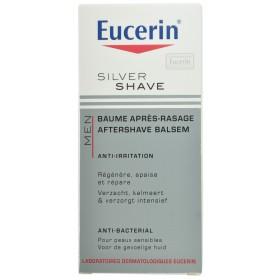 Eucerin Men Silver Shave Baume Apres Rasage   75ml