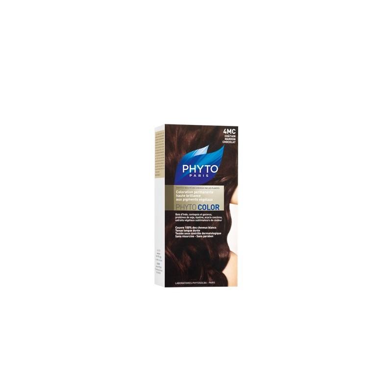 Phytocolor 4mc Chatain Marron Chocolat