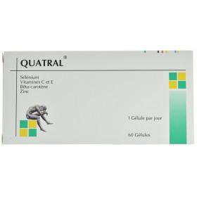 Quatral Capsules 1x60