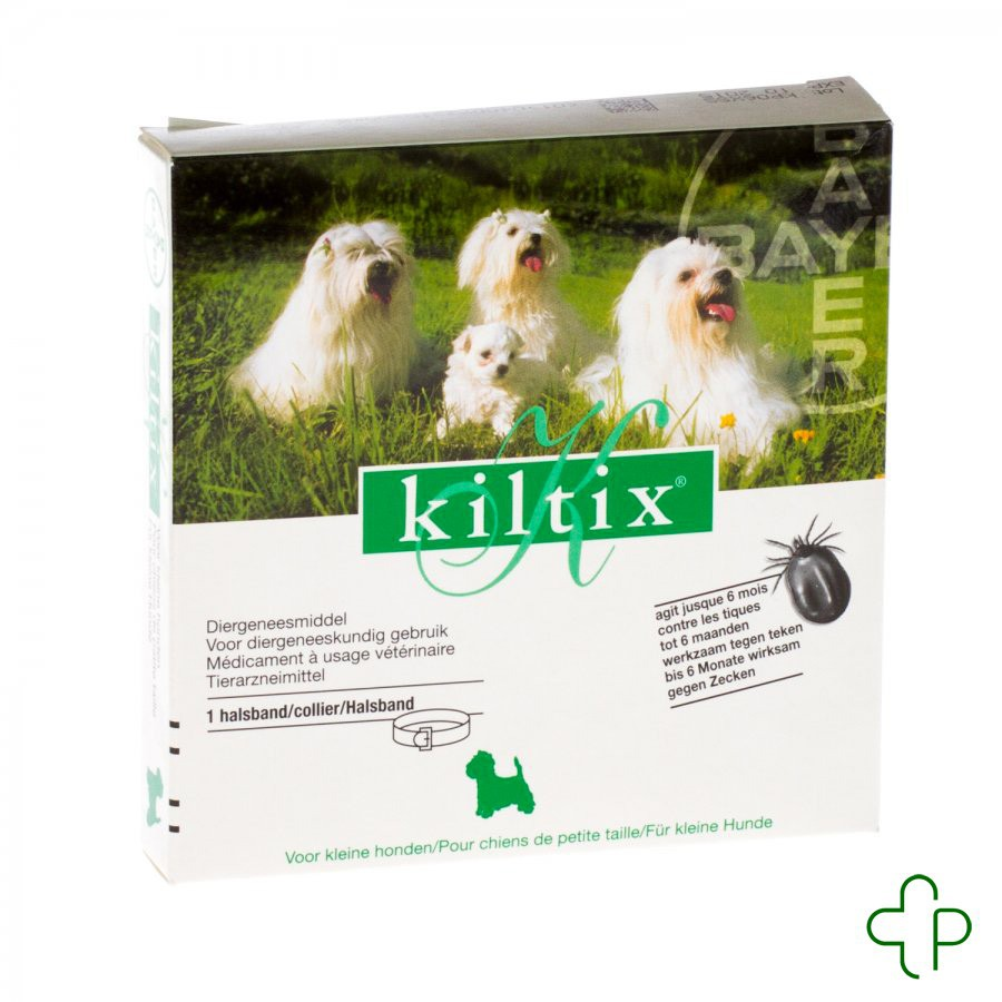 kiltix collier anti puce 35cm chien acheter en ligne. Black Bedroom Furniture Sets. Home Design Ideas