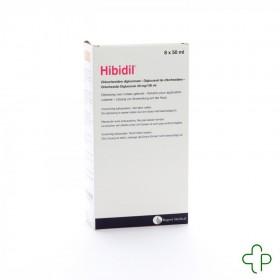 Hibidil Sol   8x50ml Ud...