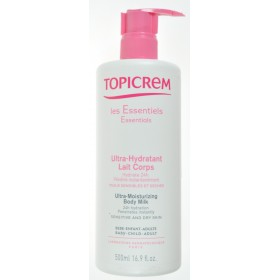 Topicrem Ultra Hydratant Lait Corps 500ml