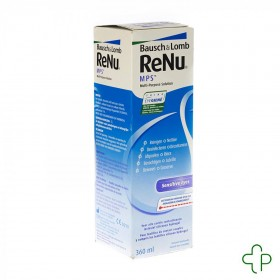 Bausch Lomb Renu Multiplus    355ml