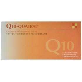 Q10 Quatral Capsules 2x28