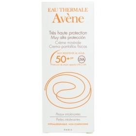 Avene Sol Lait Minerale T.haute Prot.ip50+  50ml