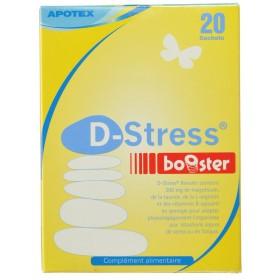 D-stress Booster Poudre sachets  20