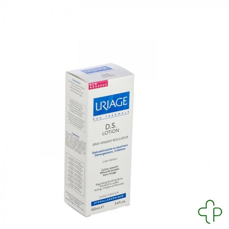 Uriage Ds Lotion Spray Apaisant N/parf  fl P.100ml