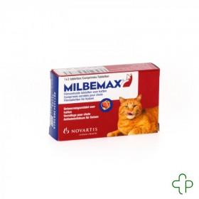 Milbemax Chats Tabl...