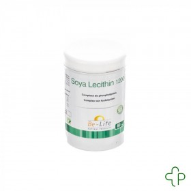 Soya Lecithin 1200 Be Life                Capsules  60