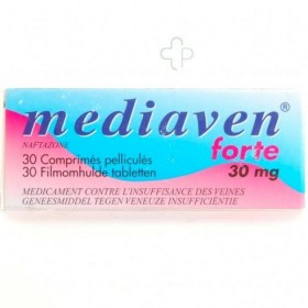 Mediaven Forte Nf Comprimés Pell 30 X 30 Mg