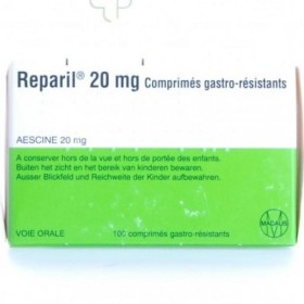 Reparil 100 Comp
