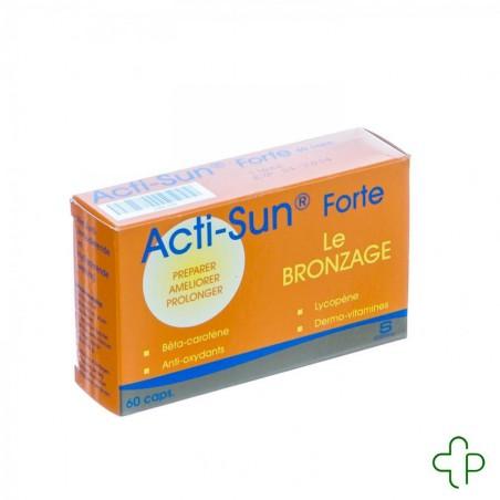 Acti-sun Forte                      Capsules  60