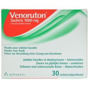 Venoruton 1000mg 30 Sachets