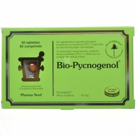 Bio-pycnogenol 60caps