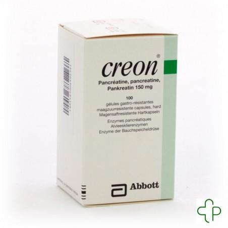 Creon Caps 100x150mg