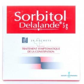 Sorbitol Delalande Sach 20x5g