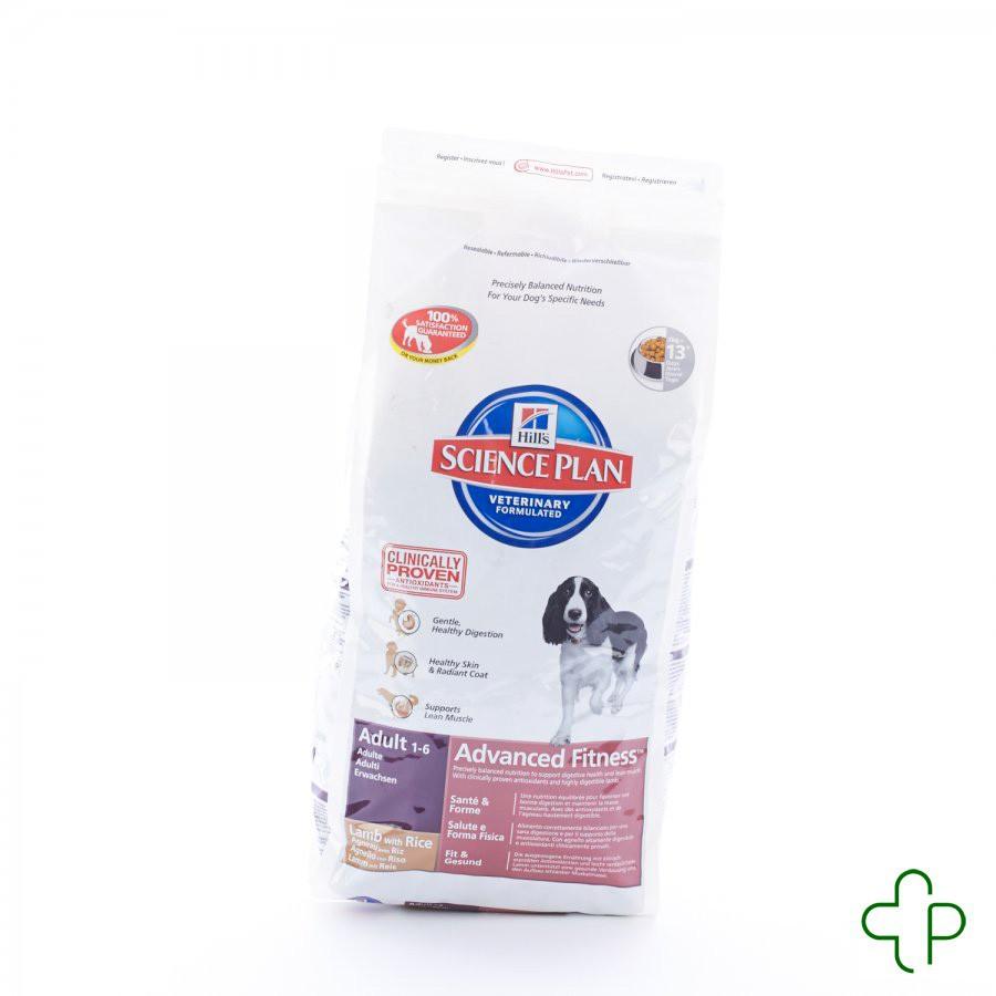 hills science plan canine adult lamb rice 3kg 7701m acheter en ligne. Black Bedroom Furniture Sets. Home Design Ideas