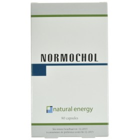 Normochol Natural Energy Capsules 90x600mg