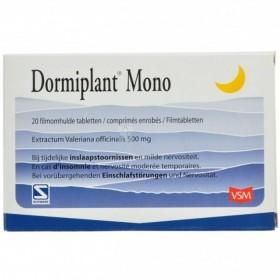Dormiplant Mono 20 Dragées