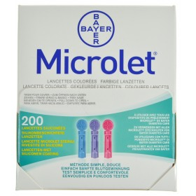 Bayer Microlet Lancettes...