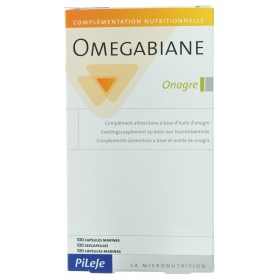 Omegabiane Onagre    Capsules 100x700mg