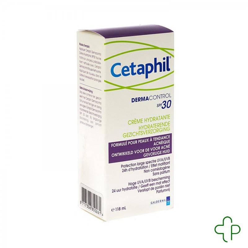 Cetaphil Dermacontrol Facial Moisturiz.ip30 120ml