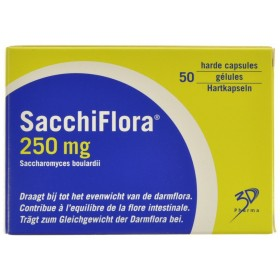Sacchiflora 250mg Caps  50