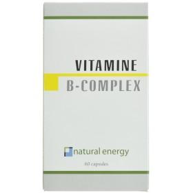 Vitamine B Complex Natural Energy Capsules  60