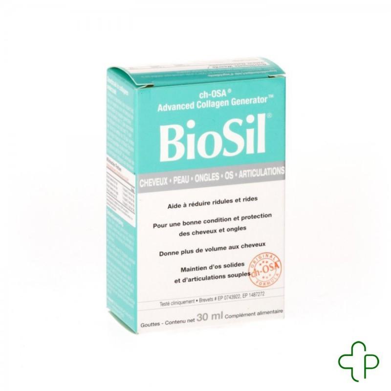 Biosil Gouttes 30ml