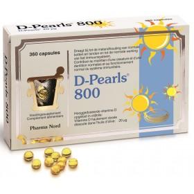 D-pearls 800 Caps 360