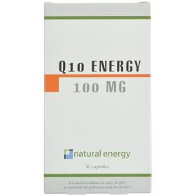 Q10 Energy 100mg Natural Energy  Capsules  30