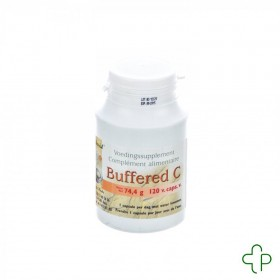 Herborist Buffered C            Capsules 120  0710