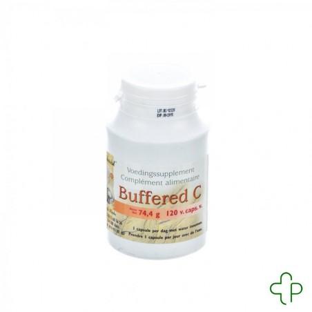 Herborist Buffered C            Capsules 120  0710
